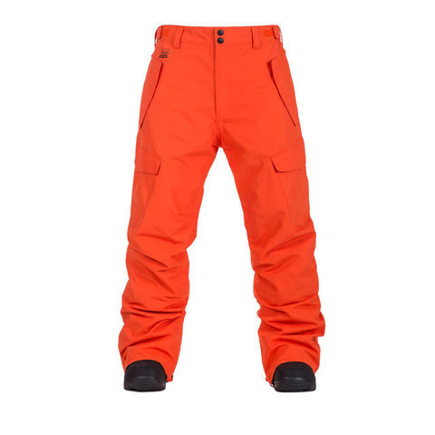 Штаны HORSEFEATHERS M BARS PANTS (red orange)