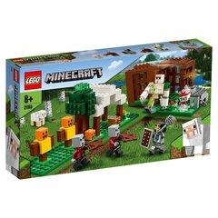 Lego konstruktor  The Pillager Outpost