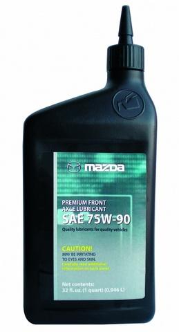MAZDA FRT AXLE LUBE 75W-90 (USA)