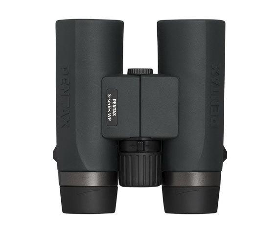 Общий вид бинокля Pentax SD 10x42, черный