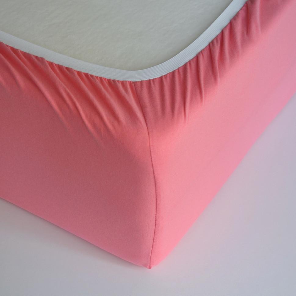 TUTTI FRUTTI земляника - Двуспальная простыня на резинке