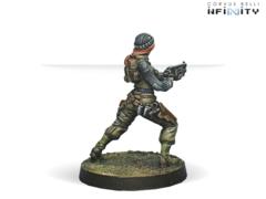 Uxía Mcneill (вооружена Boarding Shotgun)