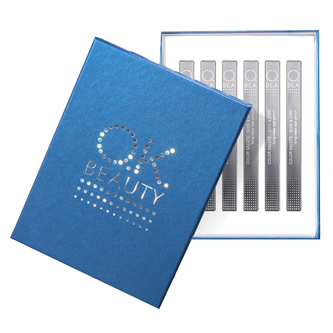 Подарочный набор OK BEAUTY ALL PENCILS in BLUE