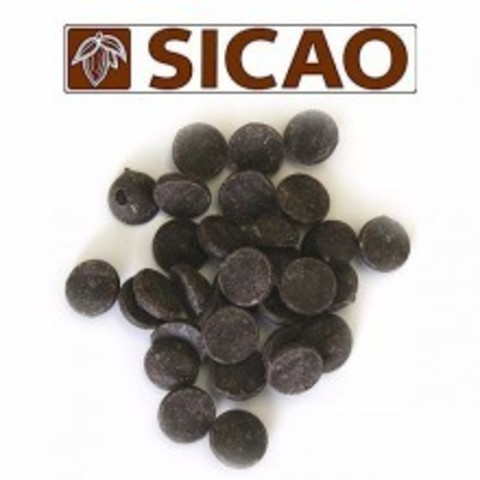 Шоколад темный 54% SIKAO 500гр.