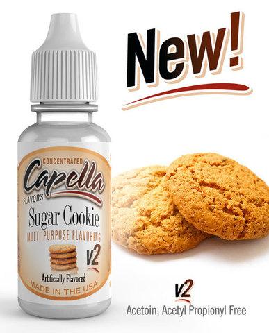 Ароматизатор Capella  Sugar Cookie V2