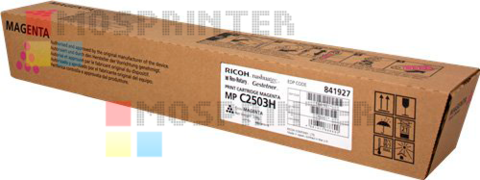 Ricoh Aficio MP C2503H (841927) - Magenta