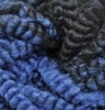 Пряжа Alize FASHION BOUCLE 5569 (Сине-серый меланж)