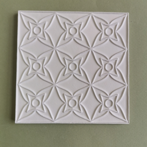 Плитка Каф'декоръ 10*10см., арт.056