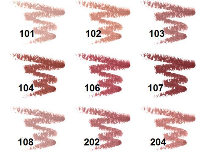 Карандаш для губ Vivienne Sabo 202