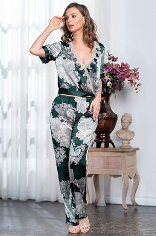 Комплект домашний с брюками Mia-Amore  AGATA АГАТА 3705