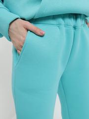 Костюм утепленный (худи и брюки) из футера с начесом