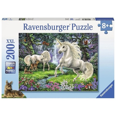 Puzzle Mystical Unicorns 200 pcs