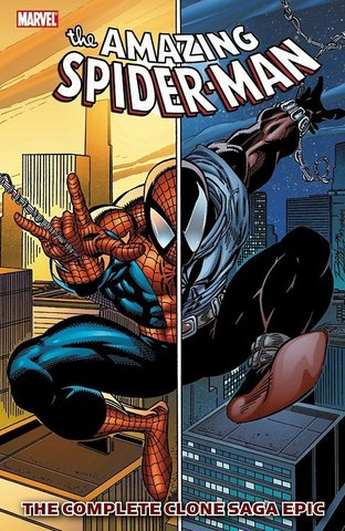 Spider-Man: The Complete Clone Saga Epic Book 1