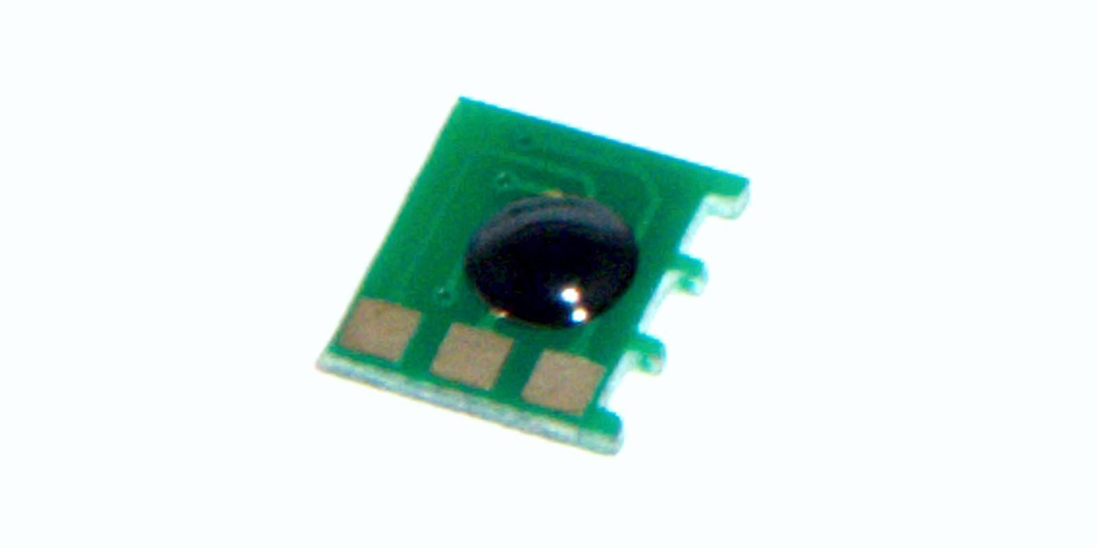 Чип (CHIP) MAK© 83A CF283A черный (black), до 1500 стр.