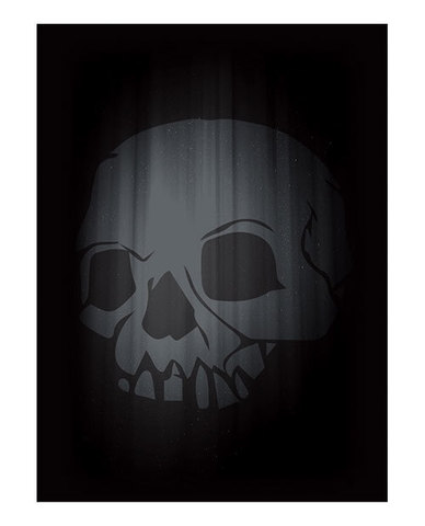 Super Iconic - Skull Double Matte Sleeves (50 шт.)