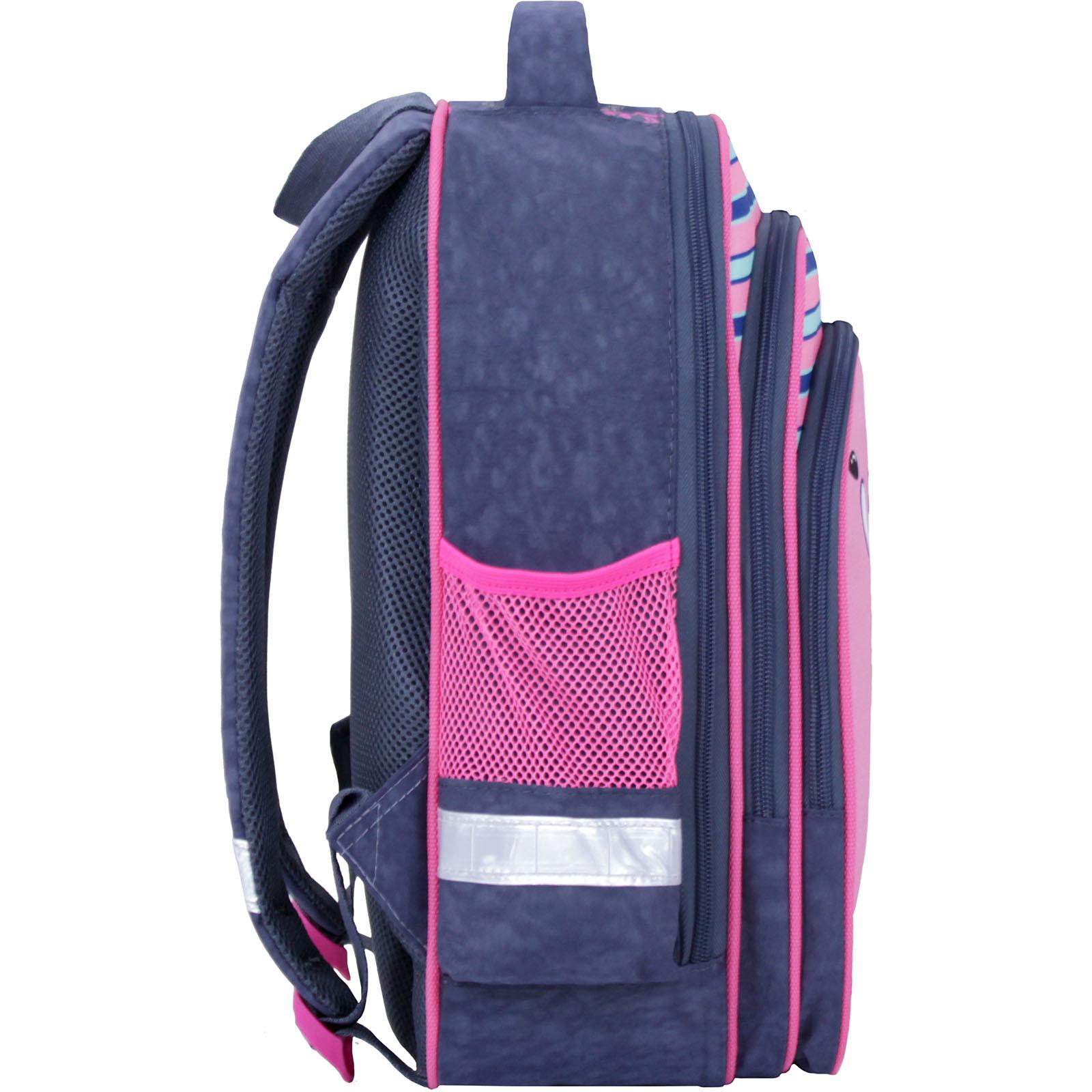 Рюкзак школьный Bagland Mouse 321 серый 204к (0051370) фото 2