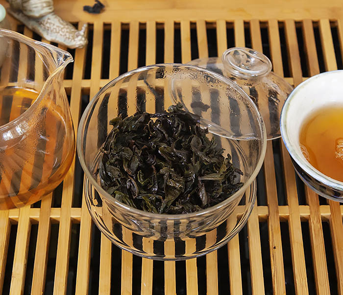 TEA-CH128 Китайский чай «Восемь Бессмертных» (Ба Сянь Доу Сян, 50 гр) фото 17