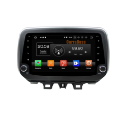 Магнитола для  Hyundai Tucson 2019+ Android 9.1 4/32GB IPS DSP модель KD-9819PX5