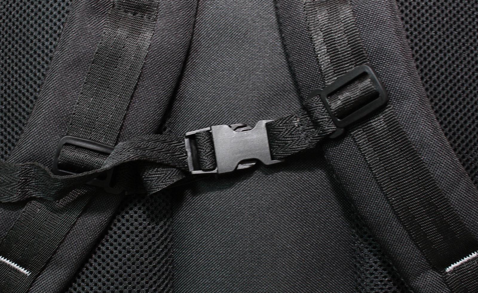 Рюкзак для ноутбука Bagland Рюкзак ZOOTY 24 л. Чёрный (00531662) фото 5