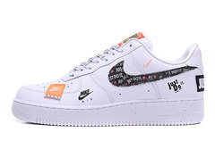 Nike Air Force 1 Low 'Just Do It/White'