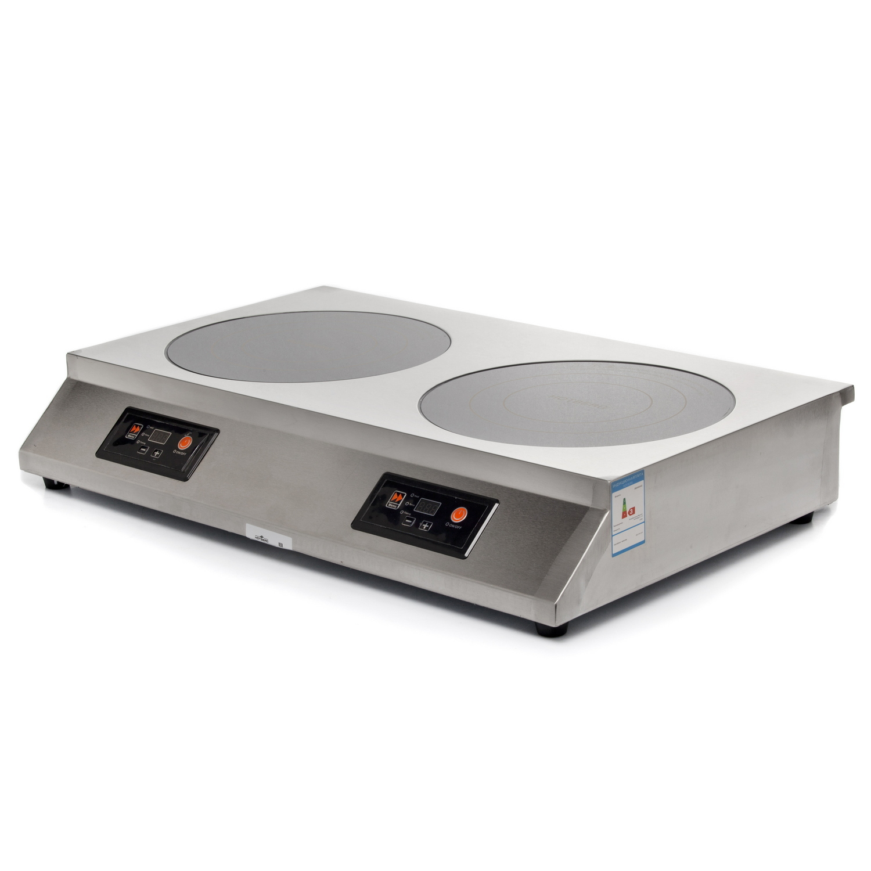 Плита индукционная Hotberg 3500AX2, 2-конфорочная