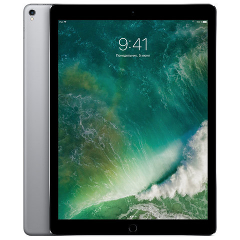 iPad Pro 12.9 256Gb Wi-Fi Space Grey