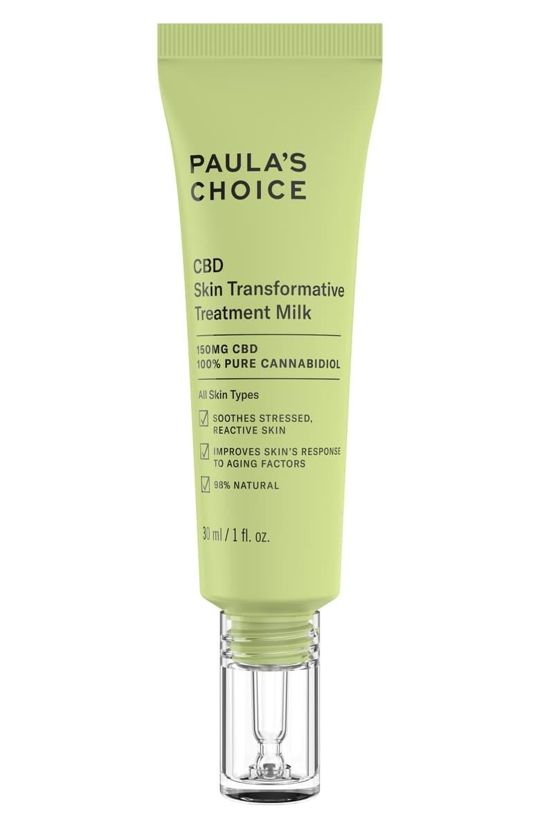 Крем Paula's Choice CBD Skin Transformative Treatment Milk 30
