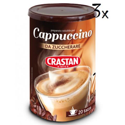 Напиток Кофейный Каппучино б/сах б/глют Crastan 150г
