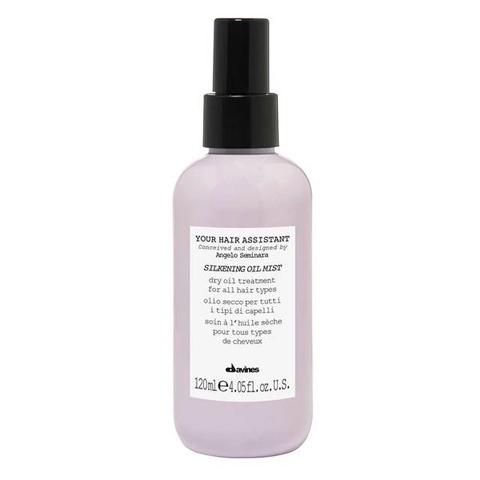 Davines Your Hair Assistant: Сухое масло-спрей для волос (Silkening Oil Mist)