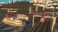 Cities Skylines: Mass Transit (для ПК, цифровой ключ)
