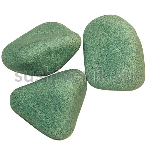 Камень жадеит шлифованный