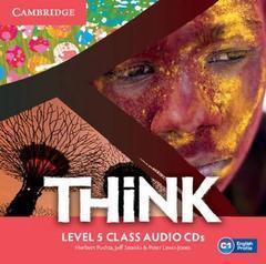 Think 5 Class Audio CDs (3)