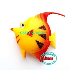 Рыбка пластмассовая №12