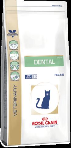 Royal Canin Dental DSO29 1,5 кг для гигиены полости рта