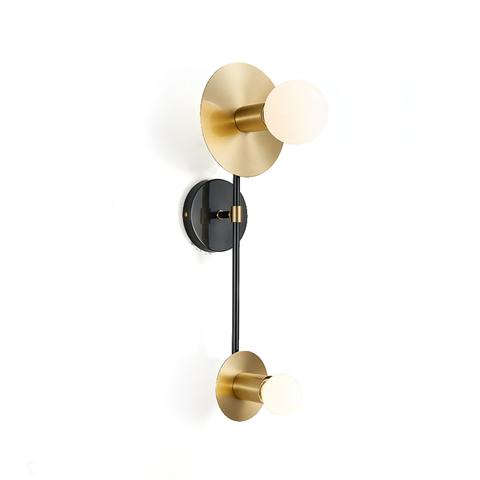 Настенный светильник Stone by Light Room (золотой)