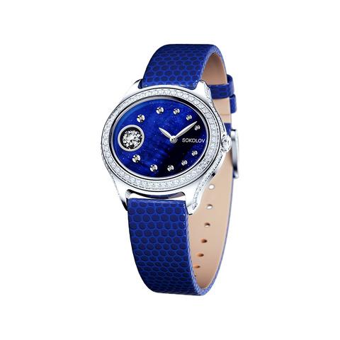 Женские серебряные часы SOKOLOV арт. 145.30.00.001.02.02.2