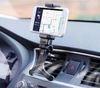 Держатель смартфона/планшета на воздуховод