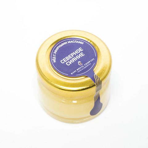 Мёд с эфирными маслами «Северное сияние» 30 г