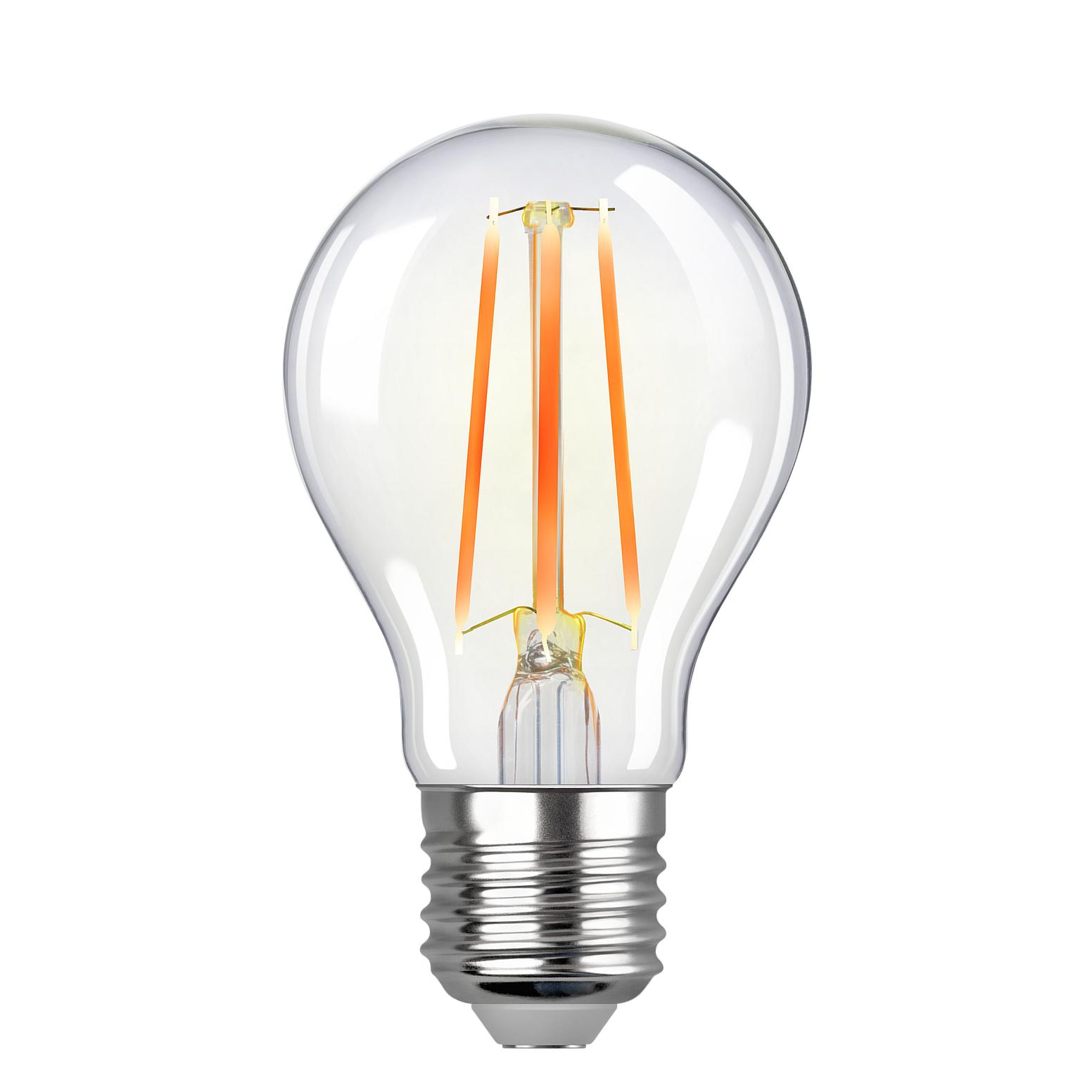 Лампа LED для растений 7W E27 FILAMENT А60