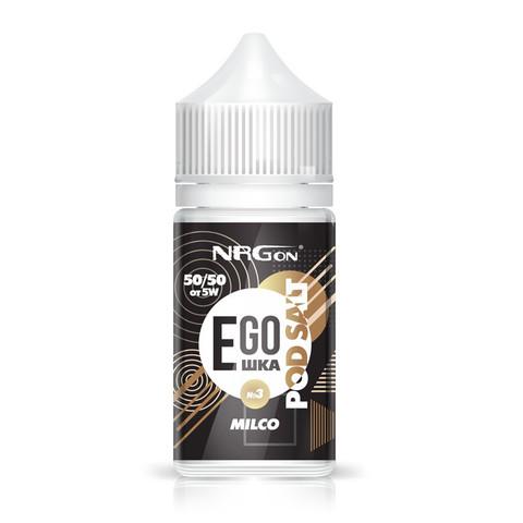 Жидкость EGOшка Salt 30 мл Milco
