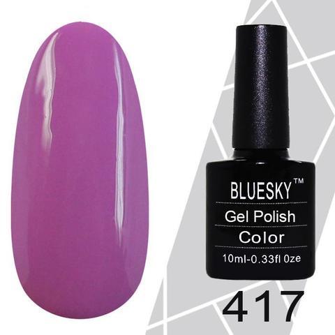Bluesky, Гель-лак M417