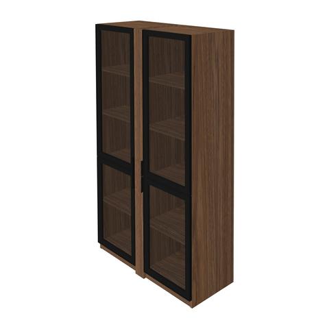 TS-40+TS-07.1+TS-08.1 Шкаф со стеклянными дверьми