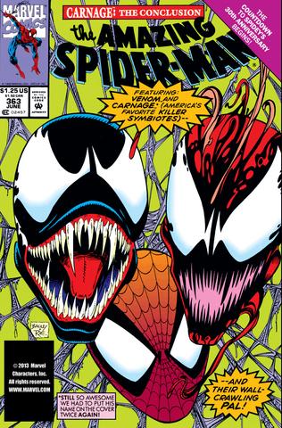 The Amazing Spider Man #363
