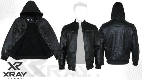 Куртка-шерпа 'Bad Boy Jacket' Black