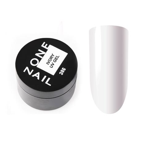 Гель камуфлирующий OneNail UV GEL Ivory 30мл