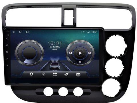 Магнитола Honda Civic (00-06) Android 10 6/128GB IPS DSP 4G модель CB-3341TS10