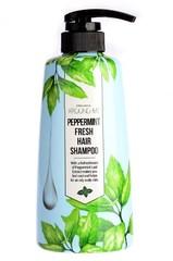 ВЛК Around Me P Шампунь для волос Around me peppermint Hair Shampoo 500мл