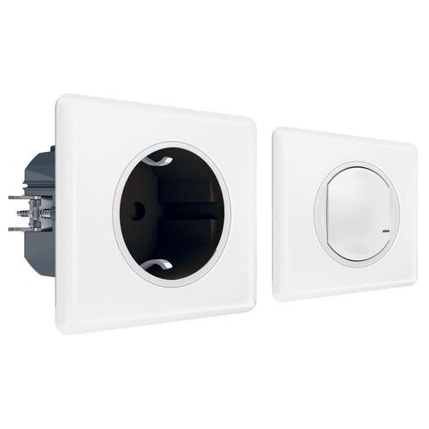 Дополнительный пакет управления бытовыми электроприборами. Цвет Белый. Celiane NETATMO. 067641