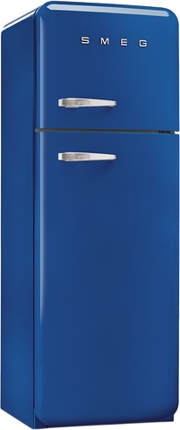 Холодильник с верхней морозильной камерой Smeg FAB30RBE5