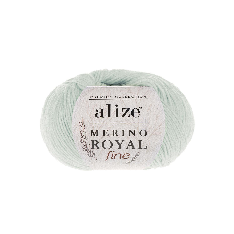 Alize Merino Royal Fine мята 522